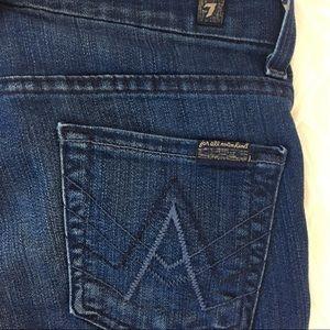 7 For All Mankind Shorts - 🔴LAST CALL🔴 7FAM A-Pocket Denim Cut-Off Shorts